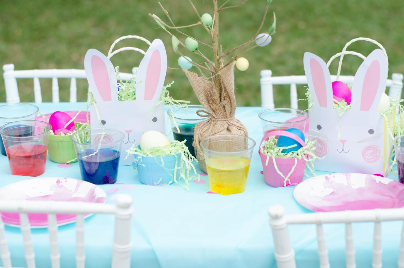 Easter Egg Dying Tips For Young Children