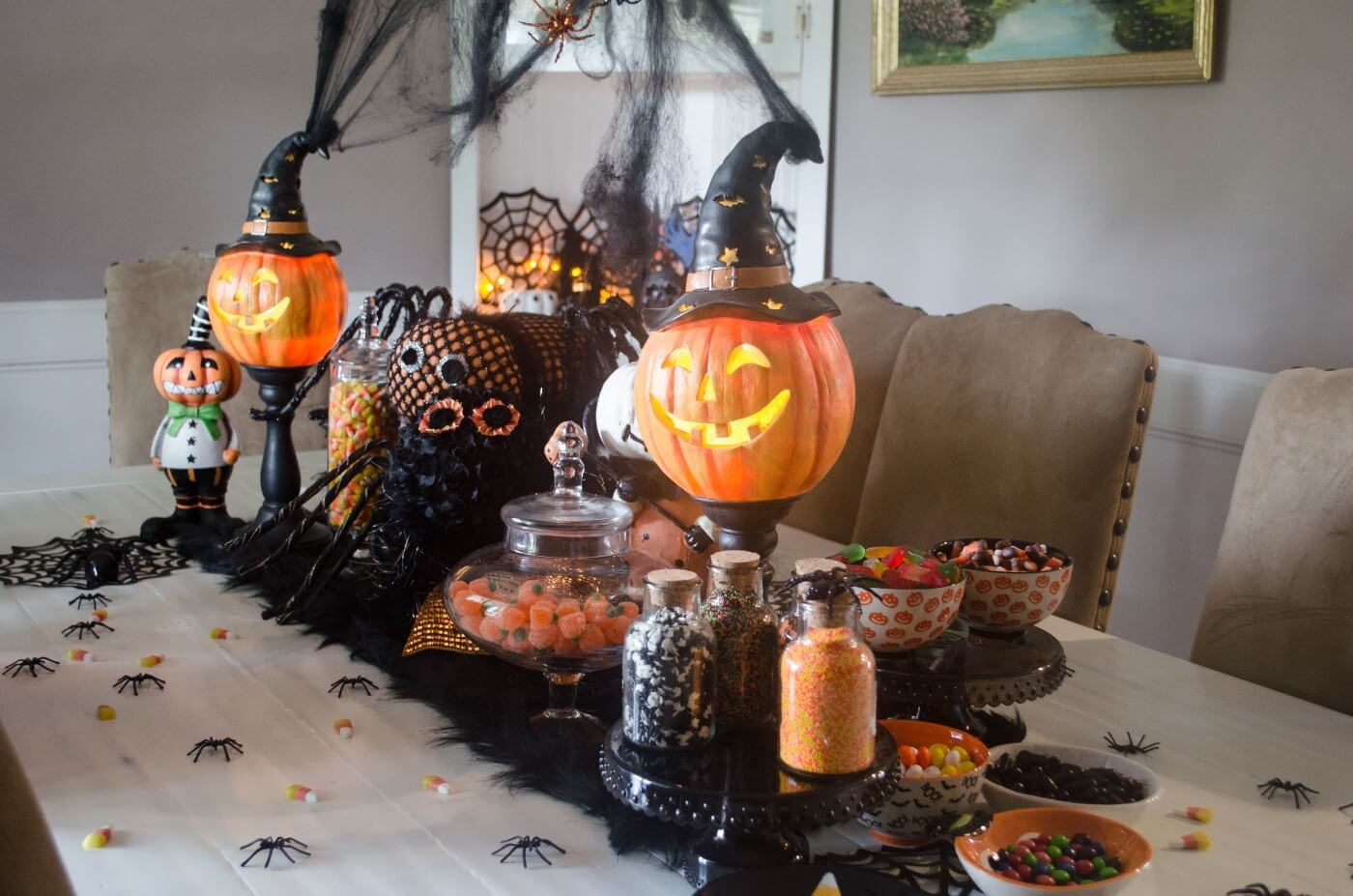 Spooktacular Kids Cookie Party