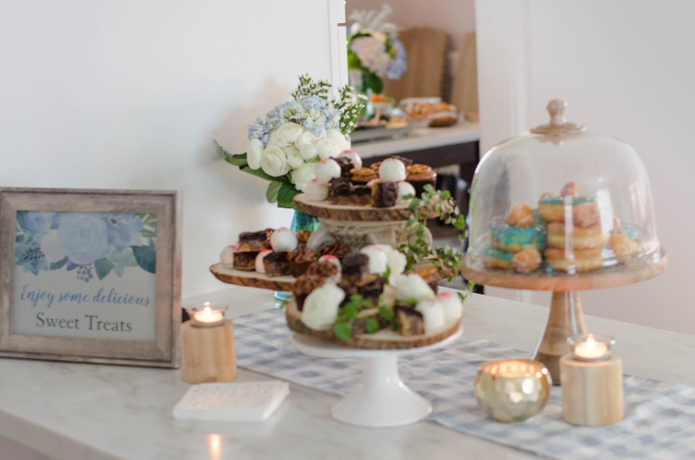 Oh Baby, it's a BOY! – Classic Baby Shower